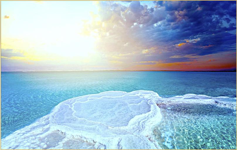 Мертвое море - море здоровья