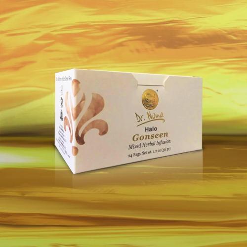 Чай Гонсин 24 пакетика по 1,5 г. Доктор Нона ● Dr. Nona